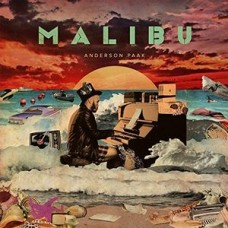 Paak Anderson : Malibu (+ fold out Poster) (Vinyl) (Rap and Hip Hop)
