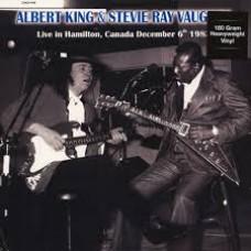 Albert King : Canada 1983 (180G) Live In Hamilton (Vinyl) (Blues)