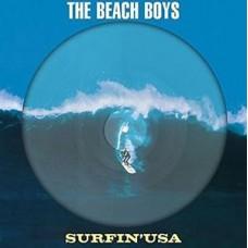 Beach Boys : Surfin' Usa (Mono // Stereo // Pic.Disc) (Vinyl) (General)