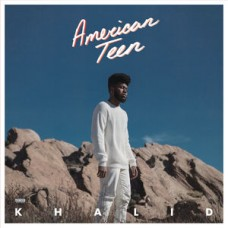 Khalid : American Teen (2LP) (Vinyl) (Rap and Hip Hop)