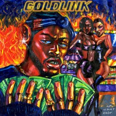 Goldlink : At What Cost (2LP/Clrd/Dld) (Vinyl) (Rap and Hip Hop)