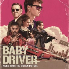 Soundtracks : Baby Driver (2LP) (Vinyl) (Soundtrack)