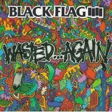 Black Flag : Wasted Again (Vinyl) (Punk)
