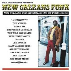 Various : New Orleans Funk 1 (3LP) (Vinyl) (Funk and Soul)