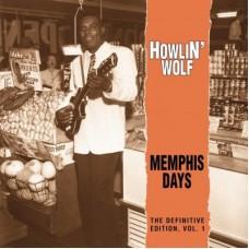 Wolf Howlin' : Memphis Days Vol.1 (Vinyl) (Blues)