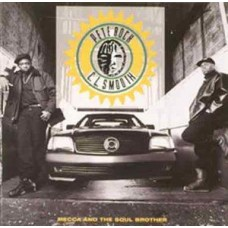 Rock Pete and Cl Smooth : Mecca and the Soul Brother (2LP) (Vinyl) (Rap and Hip Hop)