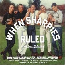 Various : When Sharpies Ruled (+Bk) (CD) (Various)