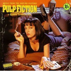 O.S.T. (Various) : Pulp Fiction (Dld) (Vinyl) (Various)