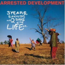 Arrested Development : 5 Months and 2 days 3 Years (Vinyl) (Rap and Hip Hop)