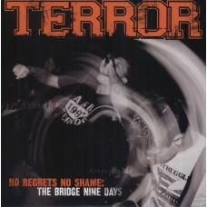 Terror : No Regrets No Shame (Vinyl) (Punk)