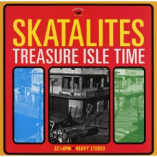 Skatalites : Treasure Isle Time (Vinyl) (Reggae and Dub)
