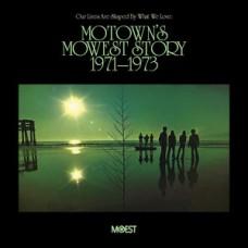 Various : Motown's Mowest Story 1971-73 (2LP) (Vinyl) (Funk and Soul)
