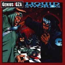 Genius / Gza : Liquid Swords (2LP / Pstr) (Vinyl) (Rap and Hip Hop)