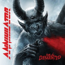 Annihilator : For The Demented (CD) (Heavy Metal)