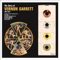 Garrett Vernon : Story of Vernon Garrett 1967-1975 (Vinyl) (Funk and Soul)