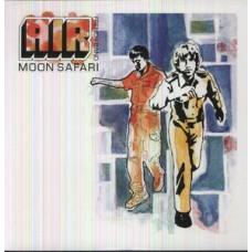 Air : Moon Safari (Dld) (Vinyl) (General)