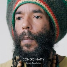 Congo Natty : Jungle Revolution (2LP / Dld) (Vinyl) (Drum and Bass)