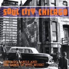 Various : Soul City Chicago (2CD) (CD) (Funk and Soul)