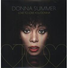 Summer Donna : Love to Love You Donna (Remixes) (2LP) (Vinyl) (General)