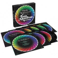Various (Tom Moulton) : Philly Re-Grooved (8LP) (Box Sets) (Disco)