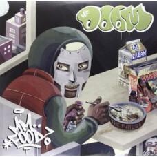 Mf Doom : Mm... Food? (2LP) (Vinyl) (Rap and Hip Hop)