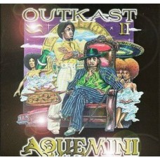 Outkast : Aquemini (3LP) (Vinyl) (Rap and Hip Hop)
