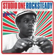 Various : Studio One Rocksteady (2LP) (Vinyl) (Reggae and Dub)