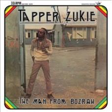 Zukie Tapper : Man from Bozrah (Vinyl) (Reggae and Dub)