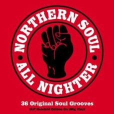 Various : Northern Soul All Nighter (2LP) (Vinyl) (Funk and Soul)