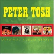 Tosh Peter : Original Album Series (5CD) (CD) (Reggae and Dub)