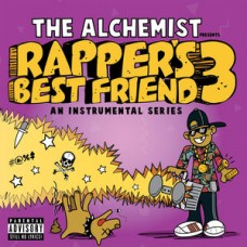 Alchemist : Rapper's Best Friend 3 (2LP) (Vinyl) (Rap and Hip Hop)
