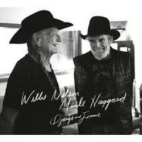Nelson Willie and Merle Haggard : Django And Jimmie (CD) (Country)