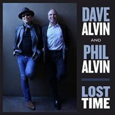 Alvin Dave and Phil : Lost time (Vinyl) (Blues)