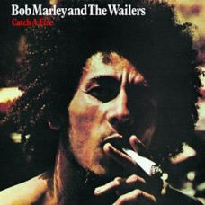 Marley Bob : Catch A Fire (Vinyl) (Reggae and Dub)