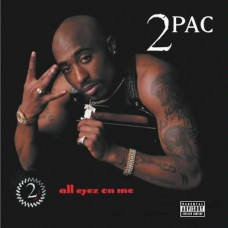 2PAC : All Eyez On Me (CD) (Rap and Hip Hop)