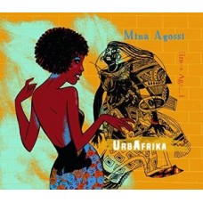 Agossi Mina : Urbafrika (CD) (World Music)