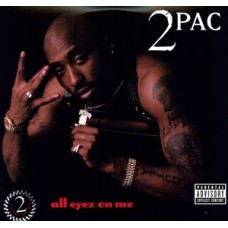 2PAC : All Eyez on Me (4LP) (Vinyl) (Rap and Hip Hop)