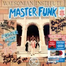 Watsonian Institute : Master Funk-(Red 2017 Ltd) (Vinyl) (Funk and Soul)