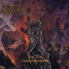 Malevolent Creation : Ten Commandments (CD) (Heavy Metal)
