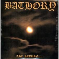 Bathory : Return (Vinyl) (Heavy Metal)