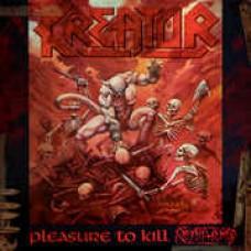 Kreator : Pleasure To Kill (Vinyl) (Heavy Metal)