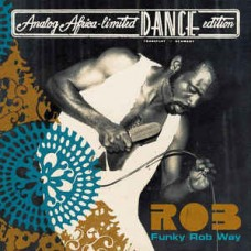 Rob : Funky Rob Way (1977) (Vinyl) (Funk and Soul)