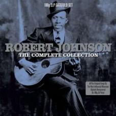 Johnson Robert : Complete Collection (2LP / Dld) (Vinyl) (Blues)