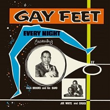 Various : Gay Feet: Every Night Featuring Baba Bro (CD) (Reggae and Dub)