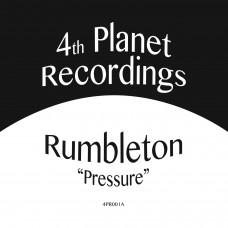 "Rumbleton : Pressure // Ultramagnetic (12"" Vinyl) (Drum and Bass)"