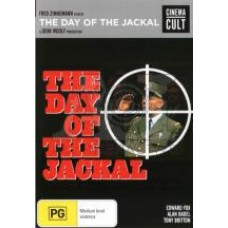 Day Of The Jackal : Movie (DVD) (Movies)