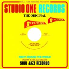 "Tyrone Taylor // Denise Darlington : Rightful Rebel // Feel So Good (7"" Single) (Reggae and Dub)"