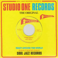 """Leroy Sibbles // Norma Frazier : Express Yourself // Respect (12"""" Vinyl) (Reggae and Dub)"""