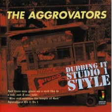 Aggrovators : Dubbing It Studio 1 Style (Vinyl) (Reggae and Dub)
