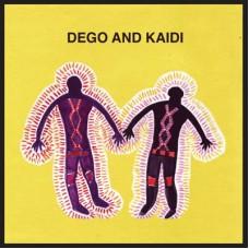 "Dego and Kaidi : EP2 (12"" Vinyl) (Nu Jazz / Broken Beat)"